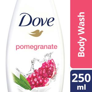 Dove Go Fresh Body Wash Pomegranate 250ml
