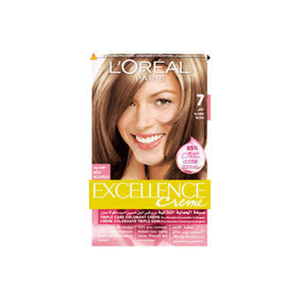 L'oreal Paris Excellence Creme   7 Blonde 172ml