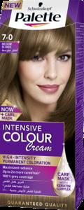 Palette Intensive Color Cream 7 0 Medium Blonde 50ml