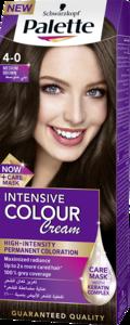 Palette Intensive Color Cream 4 0 Medium Brown 50ml
