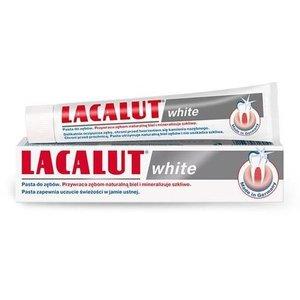 Lacalut White Toothpaste 1pc
