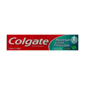 Colgate Toothpaste Extra Mint 125ml
