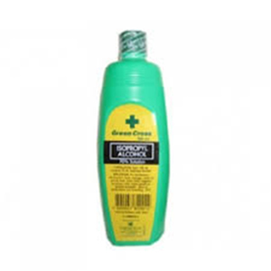 Green Cross Isopropyl Alcohol 70% Solution 500ml