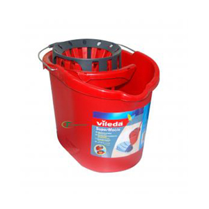 Vileda Bucket With Round Wringer 1set