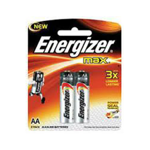 Energizer AA Max  Powerseal Batteries 2s