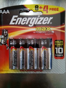ENERGIZER MAX SEAL AAA 8pc