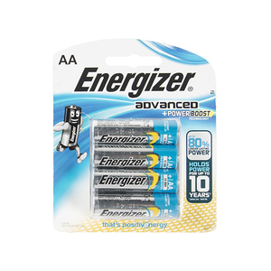 Energizer Battery AA - Advanced  4s