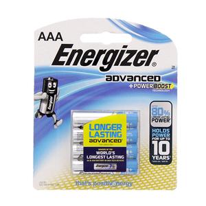 Energizer Advance Power Boost AAA 4pcs