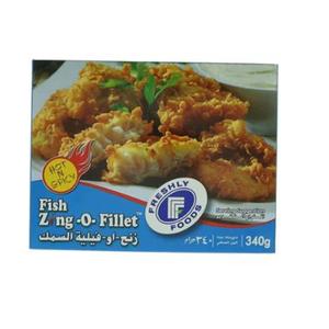 Fff Fish Zing O Fillet 340g