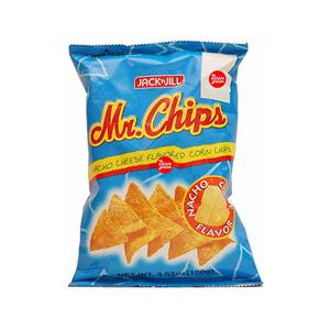 Jack&Jill Mr Chips Corn Cheese 100g