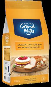 Grand Mills Flour No.1 1kg
