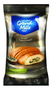 Grand Baker Croissant Zaatar & Cheese 60g