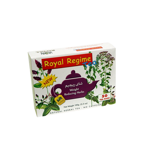 Royal Diet Tea 50's