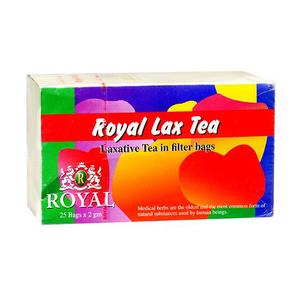 Royal Lax Tea Laxative Tea 72's