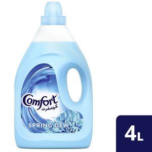 Comfort Fabric Softener Spring Dew 4L