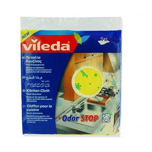 Vileda Kitchen Cloth Anti Bacterial 1pc