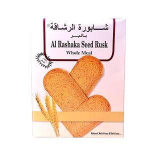 Rashaka Seedrusk Wholemeal 420gm