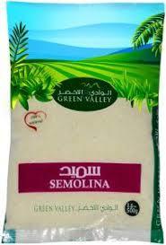 Green Valley Semolina 1kg