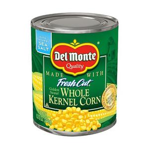 Del Monte  Whole Kernel Corn 8.75oz