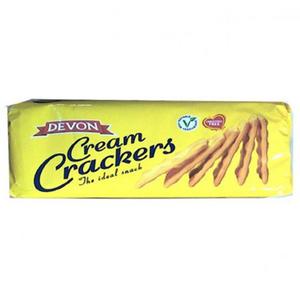 Devon Cream crackers 200gm