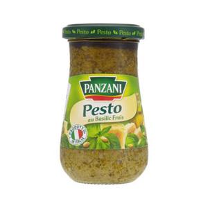 Panzani Pesto Basilic Verde 200gm