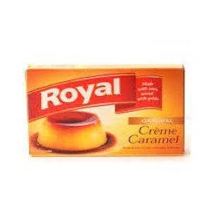 Royal Creme Caramel Reg 77g