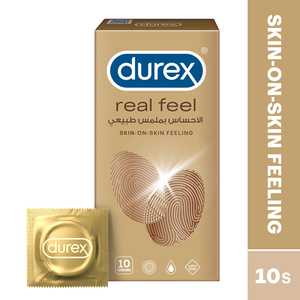 Durex Real Feel Condom 12pcs