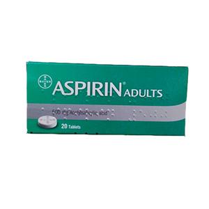 Aspirin Soluble Tablet 20tabs
