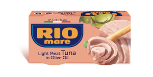 Rio Light Meat Tuna In Olive Oil 2x160gm