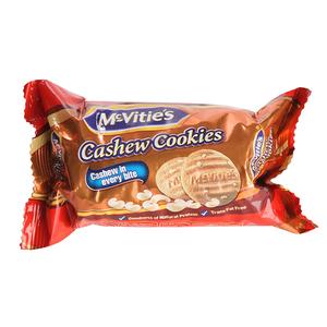 Mcvities Cookies Cashew 68gm