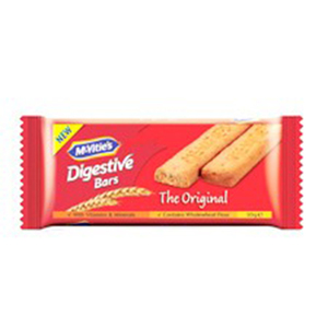 Mcvities Digestive Bar Orginal 30gm