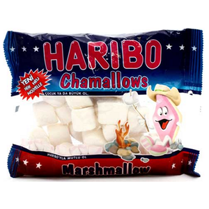 Haribo Chamallows Pink & White 150gm