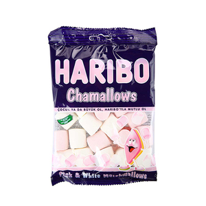 Haribo Chamallows Pink&White 70gm