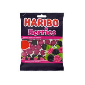 Haribo Berries 160gm