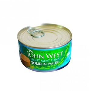 John West Light Meat Tuna Solid In Water 170gm