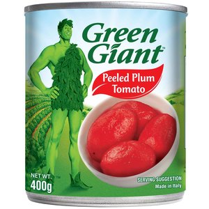 Green Giant Whole Peeled Tomatoes 400g