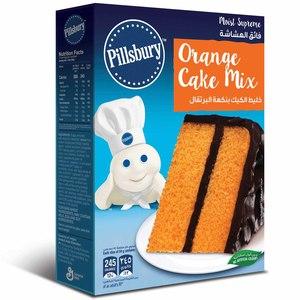 Pillsbury Orange Cake 485g