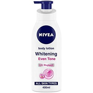 Nivea Natural Fairness Body Lotion With Liquorice & Berry All Skin Types 400ml