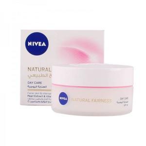 Nivea Natural Fairness Day Face Cream Even Skin Tone SPF 30 50ml