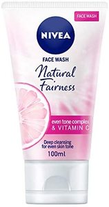Nivea Face Natural Fairness Face Wash 100ml
