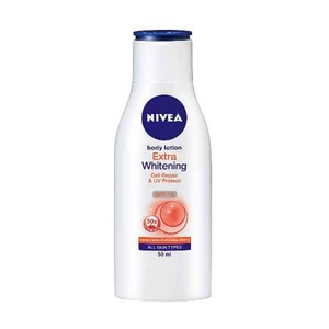 Nivea Natural Fairness Body Lotion With Liquorice & Berry All Skin Types 250ml