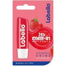 Labello Strawberry Kiss Lip Care 4.8g