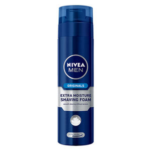 Nivea For Men Moisturizing Shaving Foam 200ml