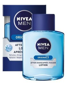 Nivea Men Protect & Care After Shave Lotion Aloe Vera & Provitamin B5 100ml