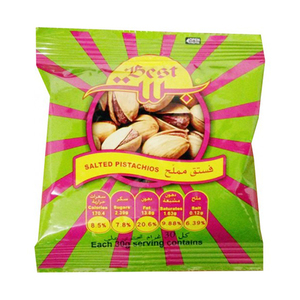 Best Nuts Salted Pistachios 30g