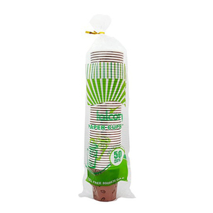Falcon Paper Cup With Handle 50pc