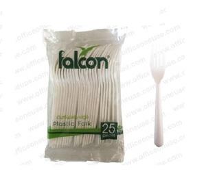 Falcon Super Plastic Fork 1pack