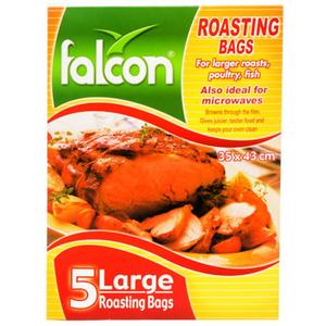 Falcon Roasting Bag 5pc