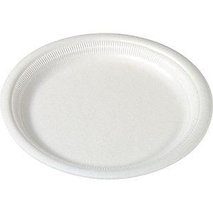 Retail Foam Plate 9inch