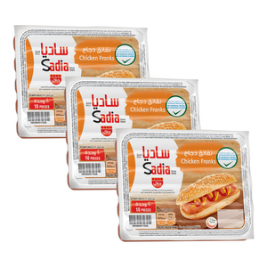 Sadia Chicken Franks 3x340g